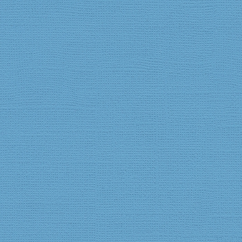 My Colors Cardstock Canvas Madras Blue