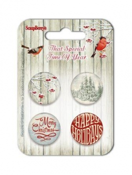 Set of embellishments No. 1 - That Special Time of Year