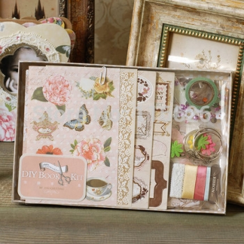 DO-IT-YOURSELF SCRAPBOOK KIT 03