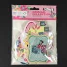 Cardstock Die Cuts - 25 pcs - Design 08