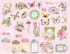 Cardstock Die Cuts - 25 pcs - Design 02