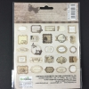 Cardstock Die Cuts - 25 pcs - Design 05