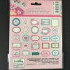 Cardstock Die Cuts - 25 pcs - Design 07
