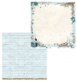 Designpapier zweiseitig, Summer at the Beach 01