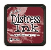 Tim Holtz distress ink mini - aged mahogany
