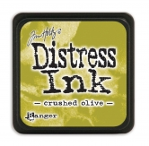 Tim Holtz distress ink mini - crushed olive
