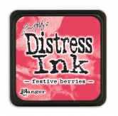 Tim Holtz distress ink mini - festive berries