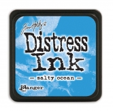Tim Holtz distress ink mini - salty ocean