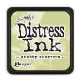 Tim Holtz distress ink mini - shabby shutters