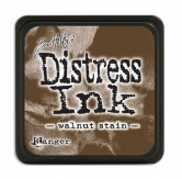 Tim Holtz distress ink mini - walnut stain