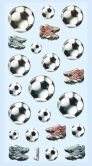 SOFTY-Sticker Fussball III