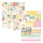 Project Life - SN@P! Packs, Happy, 131 Stk