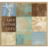 Scrapbook Album Live Laugh Love 30,5x30,5