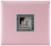 Scrapbook Album Words of Expressions Baby pink 30,5x30,5