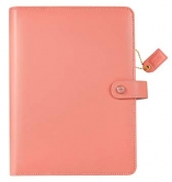 Webster´s Pages - A5 Binder Only - Pretty Pink - 6-Loch - ohne Inhalt