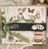 Kreatives Do-It-Yourself Fotoalbum Kit 02