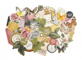 Kaisercraft Collectables Die Cuts Treasured Moments, 45 pcs