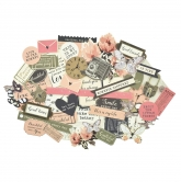 Kaisercraft Collectables Die Cuts Keepsake, 50 pcs