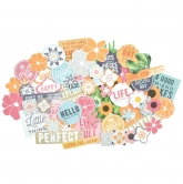 Kaisercraft Collectables Die Cuts Havana Nights, 58 pcs