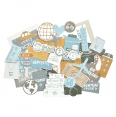 Kaisercraft Collectables Die Cuts Let's go