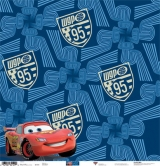 Disney Collection - 12 x 12 Single Sided Paper - Cars - Lightning McQueen WGP