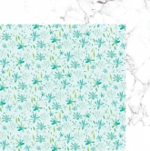 "Designpapier Kaisercraft Wildflower double-sided 12x12"" Succulents"