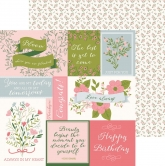 Kaisercraft Designpapier double-sided Full bloom - Rosebud