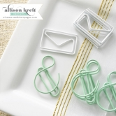 Paperclips Note & Envelopes