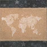 Designpapier zweiseitig, Ultimate Scrap Collection - World