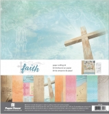 Paper Set - Faith KIT 12x12