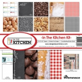 Paper Set - In the Kitchen KIT 12