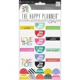 Me & My Big Ideas - Create 365 The Happy Planner - Sticker - Good Day Brights