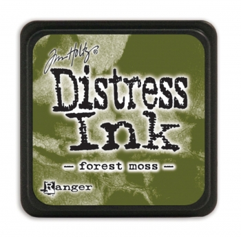 Tim Holtz distress ink mini - forest moss