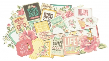 Kaisercraft Collectables Die Cuts Tea Break