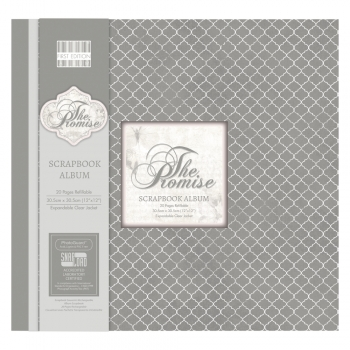 Scrapbook Album - The Promise 30,5x30,5