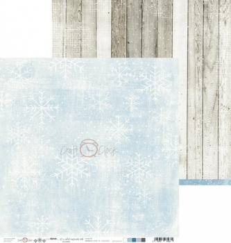 Designpapier zweiseitig, Brr… It's Cold Outside - 04, 30,5 x 30,5 cm