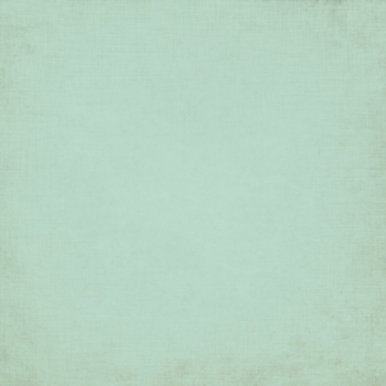 """Double-sided 12""""*12"""" Lt. Blue/Green Distressed Getaway Solid Sheet of paper"""