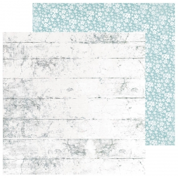 "Designpapier Kaisercraft Lilac Whisper double-sided 12x12"" neutral"