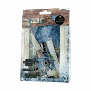 Die Cuts - gestanzt - Set, DENIM Saturdays - Design 60