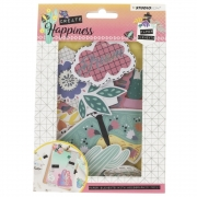 Die Cuts - gestanzt - Set, CREATE Happiness - Design 60