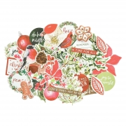 Kaisercraft Collectables Die Cuts Peace & Joy