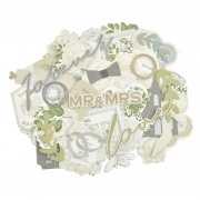 Kaisercraft Collectables Die Cuts Two Souls