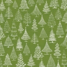 Design Papier Doppelseitig Candy Cane Lane O Christmas Tree