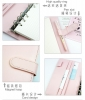Planner Journal Binder A5 Pink - 6-Loch - ohne Inhalt