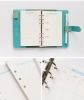 Planner A5 - 6 Holes Loose Leaf Refill Paper Pages - To do List - 40 Sheets