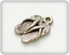 Charms set Beach Slippers
