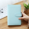 Planner Journal Binder A6 Blau - 6-Loch - ohne Inhalt