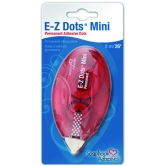 E-Z Dots® Mini, Permanente Klebepunkte