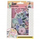 Die Cuts - gestanzt - Set, CREATE Happiness - Design 61