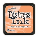 Tim Holtz distress ink mini - dried marigold